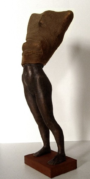 Wrapped Figure 1: bronze